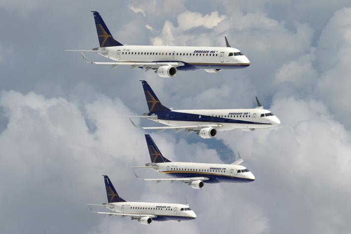 China vai anunciar encomenda de aviões da Embraer na visita de Dilma