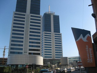 MONTEVID�U - WORLD TRADE CENTER URUGUAY (CR�DITO/FOTO: Wikip�dia)