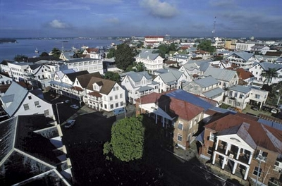 Paramaribo. FOTO/CR�DITO: Robert Caputo�Aurora/Getty Images