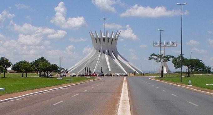 Brasília - Catedral Nossa Senhora Aparecida (Foto: Portal Brasil)