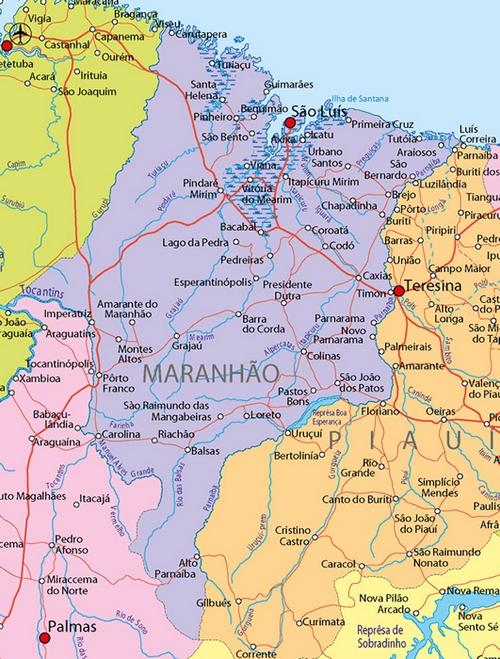 Balsas, Maranhão - Wikipedia
