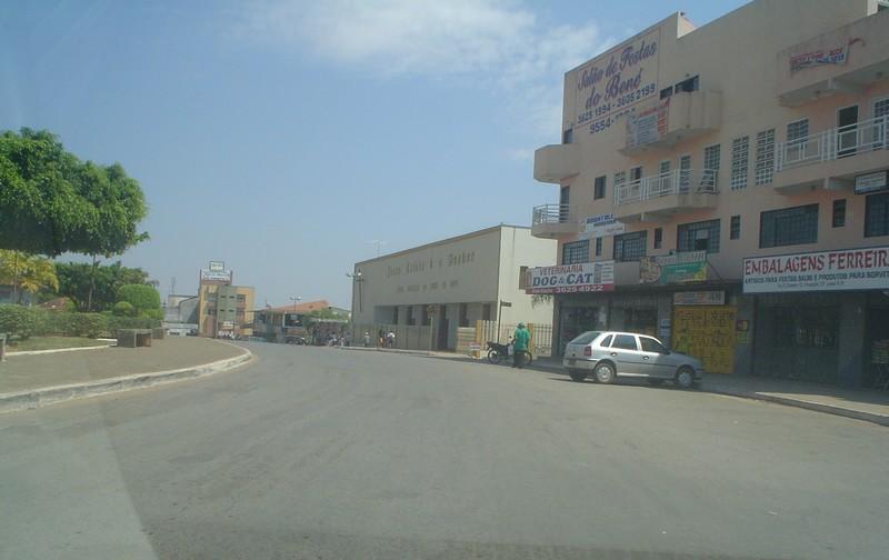 Cidade Ocidental, Gois Sade