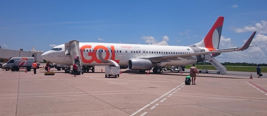 Gol solicita voos diretos de Cuiabá para Rio de Janeiro e Curitiba