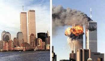 Resultado de imagem para ataque terrorista do world trade center